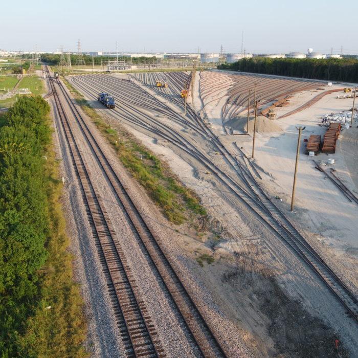 Pasadena Rail Yard