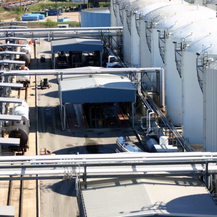 Westway Terminals Tank Farm